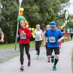 Jüri Jaansoni Kahe Silla jooks - Olev Kitvel (694), Helene Arula (839), Raimo Saul (1566)