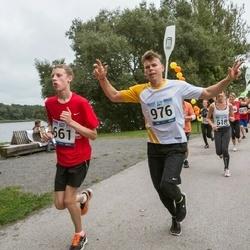 Jüri Jaansoni Kahe Silla jooks - Antero Jakobson (661), David Järv (976)