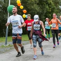 Jüri Jaansoni Kahe Silla jooks - Maris Kamar (1007), Kristo Liivamägi (1195)