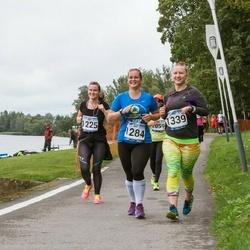 Jüri Jaansoni Kahe Silla jooks - Relika Lupp (1225), Marit Mäesaar (1284), Mari-Liis Oberg (1339)