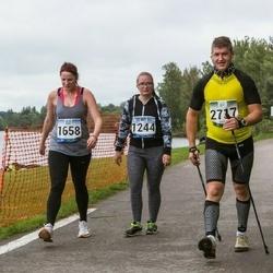 Jüri Jaansoni Kahe Silla jooks - Katri Mass (1244), Kadri Tamm (1658), Taivo Kurvits (2717)