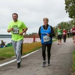 Jüri Jaansoni Kahe Silla jooks - Anni Engelbrecht (2635), Kajar Vendla (3024)