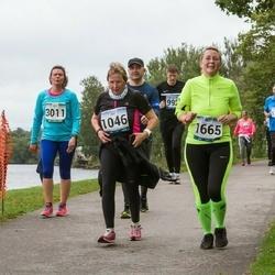 Jüri Jaansoni Kahe Silla jooks - Ene Kiivit (1046), Martine Tammaru (1665), Rositta Säisä (3011)