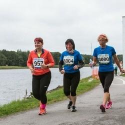 Jüri Jaansoni Kahe Silla jooks - Virge Joorits (957), Luule Kalle (3000), Age Eamets (3004)
