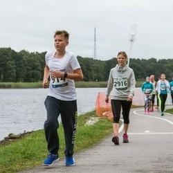 Jüri Jaansoni Kahe Silla jooks - Robin Jakob Heinaste (914), Angela Toht (2916)