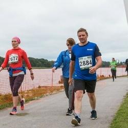 Jüri Jaansoni Kahe Silla jooks - Triin Järve (2677), Erich Susi (2884)