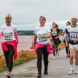Jüri Jaansoni Kahe Silla jooks - Arvo Asu (844), Rita Rünkorg (2857)