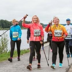 Jüri Jaansoni Kahe Silla jooks - Ingrid Piir (3027), Anneli Sitska (3028)