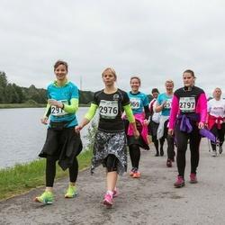 Jüri Jaansoni Kahe Silla jooks - Meelike Nõmm (2797), Tiina Kallas (2974), Mae Luts (2976)