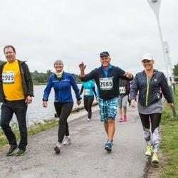 Jüri Jaansoni Kahe Silla jooks - Toomas Kivimägi (2985), Elmar Trink (2989)