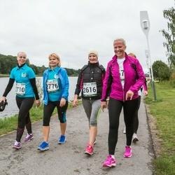 Jüri Jaansoni Kahe Silla jooks - Marge Ansi (2616), Krislin Kukk (2710), Kairi Merila (2776)