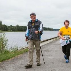 Jüri Jaansoni Kahe Silla jooks - Mallle Tiko (2988)