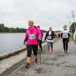 Jüri Jaansoni Kahe Silla jooks - Nele Jõe (2671), Anu Kruusimägi (2707), Julija Lõssenko (2761), Katrin Madisson (2764)