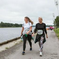Jüri Jaansoni Kahe Silla jooks - Terje Arula (2621), Mariliis Laas (2730)