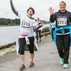Jüri Jaansoni Kahe Silla jooks - Liina Kumm (2715), Merilin Kägu (2723)