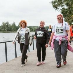 Jüri Jaansoni Kahe Silla jooks - Karin Soorm (2878), Helve Truus (2919), Ingrid Õun (2960)