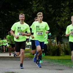 Nike Noortejooks/ We Run Tallinn - Andi Nõmmela (44), Aleksander Otto (99), Markus Arm (114)