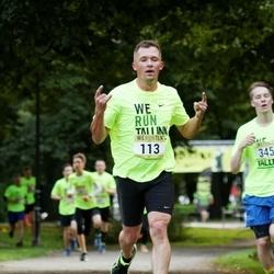 Nike Noortejooks/ We Run Tallinn - Raimo Kurg (113), Erico Tuus (3452)