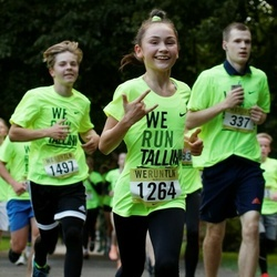 Nike Noortejooks/ We Run Tallinn - Jekaterina Korobelnikova (1264), Jakob Laiv (1497)