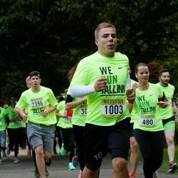 Nike Noortejooks/ We Run Tallinn - Ann-Mari Koppel (480), Remo Markse (1003), Rauno Koppel (2396)