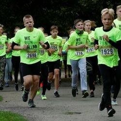 Nike Noortejooks/ We Run Tallinn - Sixten Kaljuste (716), Joonas Puuraid (1929), Bert Reila (2698), Jügen Jürgenson (2861)