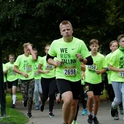 Nike Noortejooks/ We Run Tallinn - Sixten Kaljuste (716), Bert Reila (2698)