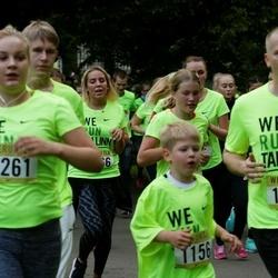 Nike Noortejooks/ We Run Tallinn - Sebastian Harris Ritso (1156), Valter Ritso (1157), Annie Anett- Eliise Ott (3261)