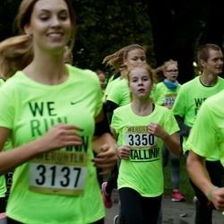 Nike Noortejooks/ We Run Tallinn - Anni Ambur (3137), Isabel Sunduk (3350)