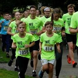 Nike Noortejooks/ We Run Tallinn - Kristofer Pedai (814), Martin Pedai (816), Aron Sepp (1058)