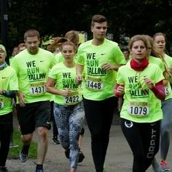 Nike Noortejooks/ We Run Tallinn - Linda Sutt (1079), Aleksei Safjanov (1437), Domy-Deivis Riener (1448), Anna Markova (2422), Aron Altmets (3363)