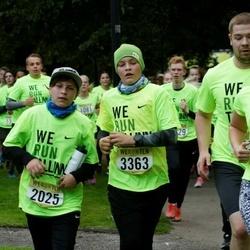 Nike Noortejooks/ We Run Tallinn - Risto Luht (2025), Anna Markova (2422), Aron Altmets (3363)