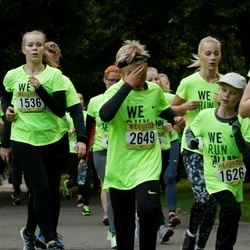 Nike Noortejooks/ We Run Tallinn - Gerda Lisette Priisalm (1536), Jürgen Rand (1626), Bruno Kaarel Jaanson (2649)