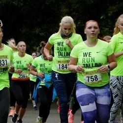 Nike Noortejooks/ We Run Tallinn - Eve Remmel (758), Anni Piho (2331)