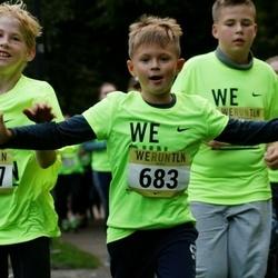 Nike Noortejooks/ We Run Tallinn - Mikhail Smirnov (683), Kaspar Mell (2967)
