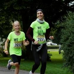 Nike Noortejooks/ We Run Tallinn - Agne Väljaots (2651), Emma Sophia Pukk (2652)