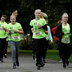 Nike Noortejooks/ We Run Tallinn - Birgit Aarma (725), Elerin Varblane (802), Cärol Pärtel (3359)