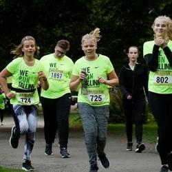 Nike Noortejooks/ We Run Tallinn - Birgit Aarma (725), Elerin Varblane (802)