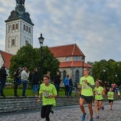Nike Noortejooks/ We Run Tallinn - Gregor Rasva (1114), Armin Angerjärv (2857)