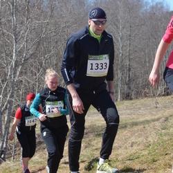 84. Suurjooks ümber Viljandi järve - Amor Saal (1333)
