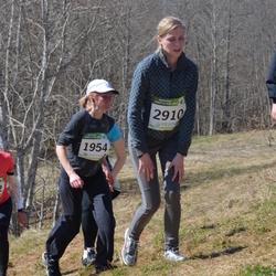 84. Suurjooks ümber Viljandi järve - Annika Vangonen (1954), Katrin Väärtnõu (2910)