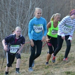 84. Suurjooks ümber Viljandi järve - Keiu Tetsmann (2379), Adeele Soorm (2788)