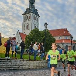 Nike Noortejooks/ We Run Tallinn - Kaido Kossas (763), Artur Ševerev (1553)