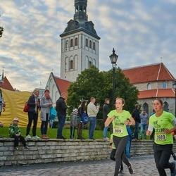 Nike Noortejooks/ We Run Tallinn - Laura Laud (989), Andra Moistus (2689)