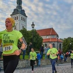 Nike Noortejooks/ We Run Tallinn - Aiki Niinemets (316), Artur Skatskov (934), Mattias Kasela (1021)