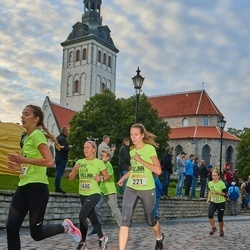 Nike Noortejooks/ We Run Tallinn - Carmen Kuningas (221), Maarja Lauk (1446)