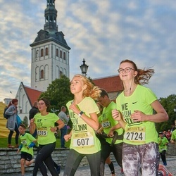Nike Noortejooks/ We Run Tallinn - Triinu Jalg (607), Eglyd Marion Hirv (1315), Maria Lebedeva (2724)