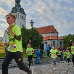 Nike Noortejooks/ We Run Tallinn - Anna Grund (1339), Rayan Rick Vest (1786)