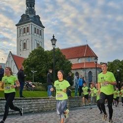 Nike Noortejooks/ We Run Tallinn - Kerli Kuusik (1260), Anna Grund (1339), Rauno Kuusemets (2282)
