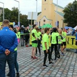 Nike Noortejooks/ We Run Tallinn - Mariel Pähkel (42), Andi Nõmmela (44)