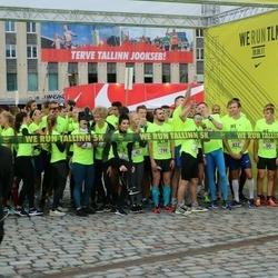 Nike Noortejooks/ We Run Tallinn - Karl Mell (50), Roman Hvalõnski (798), Bert Tippi (822)
